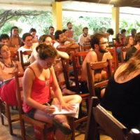 Acampamento do jornal Juntos! mobiliza juventude para debater o socialismo e organizar a luta!