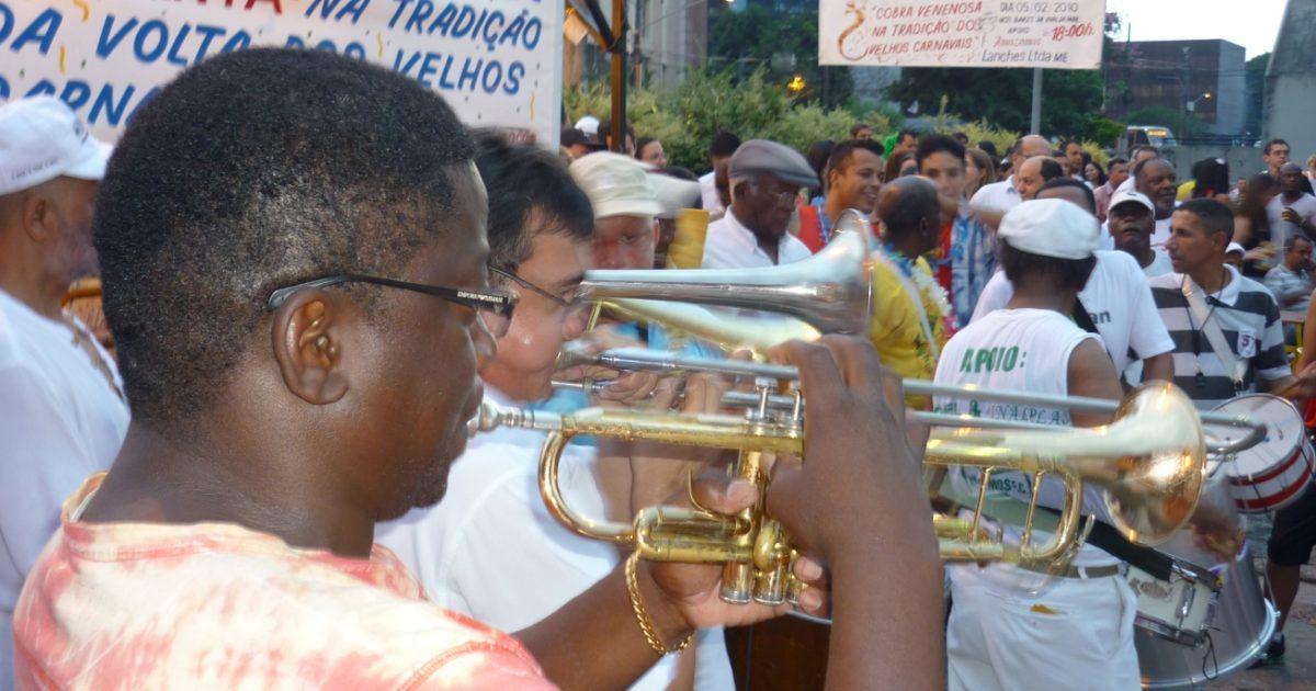 Carnaval de Rua no Butantã!