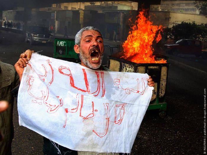 O 1848 árabe: os déspotas cambaleiam e caem