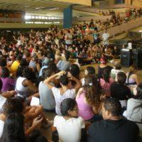 III Dia na USP: a juventude da escola pública ocupa a USP!