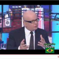 Marcelo Tas X Bolsonaro