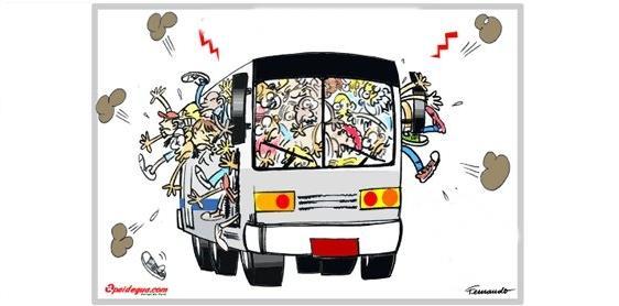Nenhum direito a menos no transporte público de Santarém!