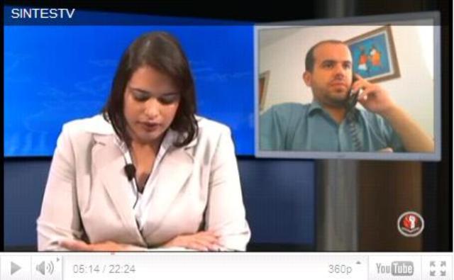 Assista Entrevista sobre Revolução Egípcia com Fred Henriques