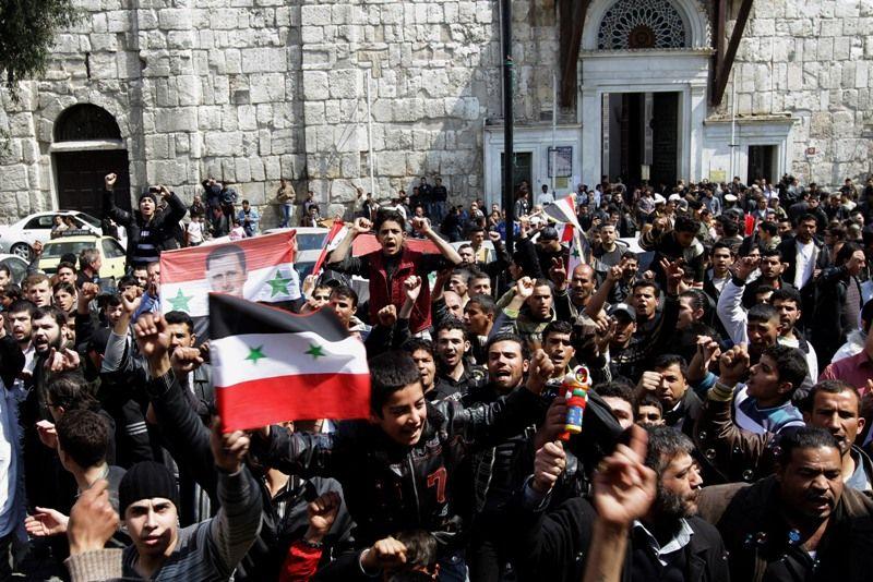 A revolução árabe e um giro histórico também na juventude: vamos Juntos!