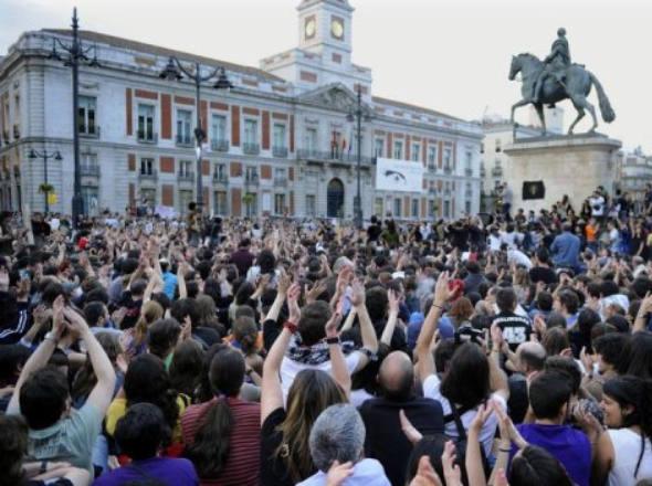 Maio Espanhol: às portas de um novo tempo?