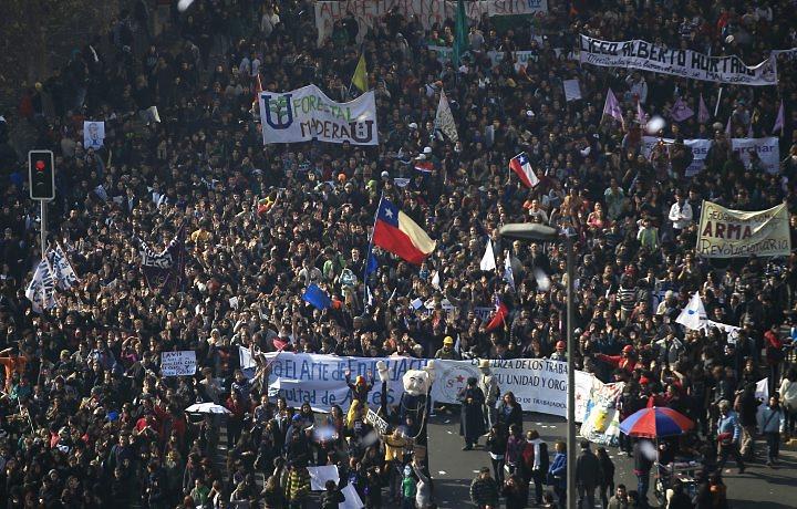 """""""O Movimento Estudantil deve levantar uma voz política que reclame por mudanças sociais"""""""