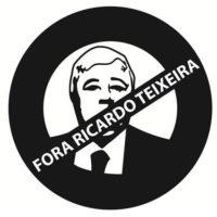 Marcha Fora Ricardo Teixeira em São Paulo!