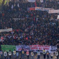 Ato em Solidariedade à Luta dos Estudantes Chilenos!