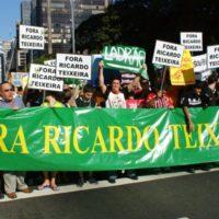 Juntos! no #ForaRicardoTeixeira!