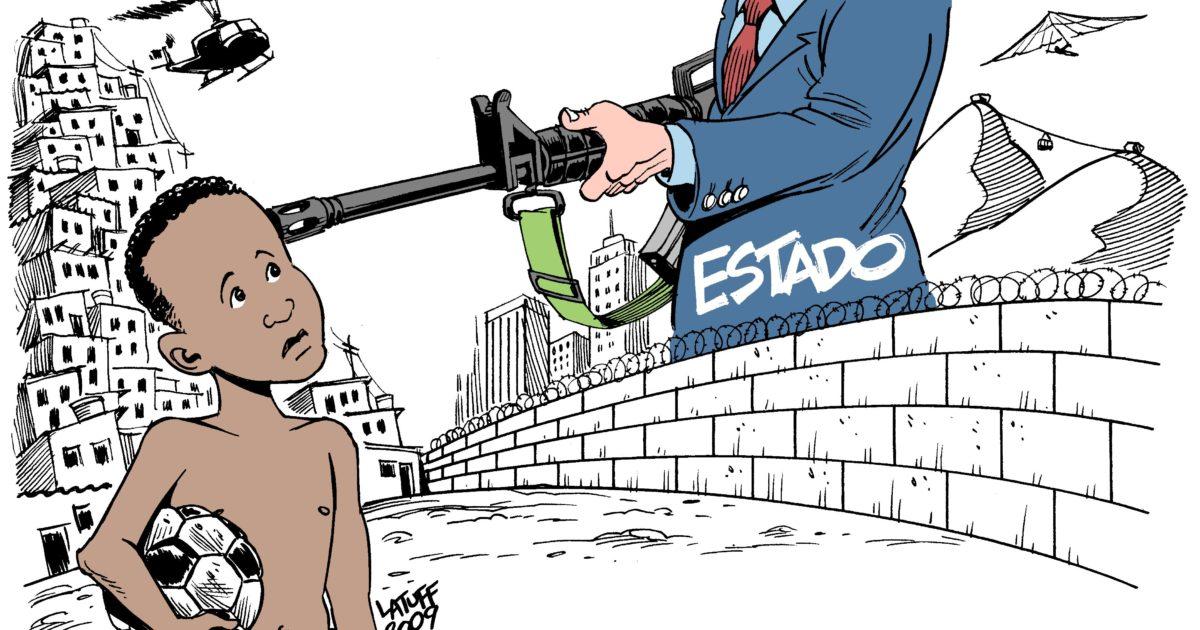 JUNTOS! Contra o Racismo e o Extermínio da População Negra