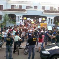 Greve na Universidade Federal de Rondônia!