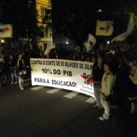 Reitoria da UFRGS Ocupada! Juntos! na Luta
