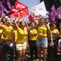 Mulheres tomam as ruas de Belém!