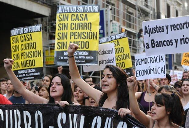 Mulheres do mundo todo vão às ruas no dia 15 de Outubro