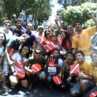 15.O em Belém: Indignad@s em defesa da Amazônia e da educação pública