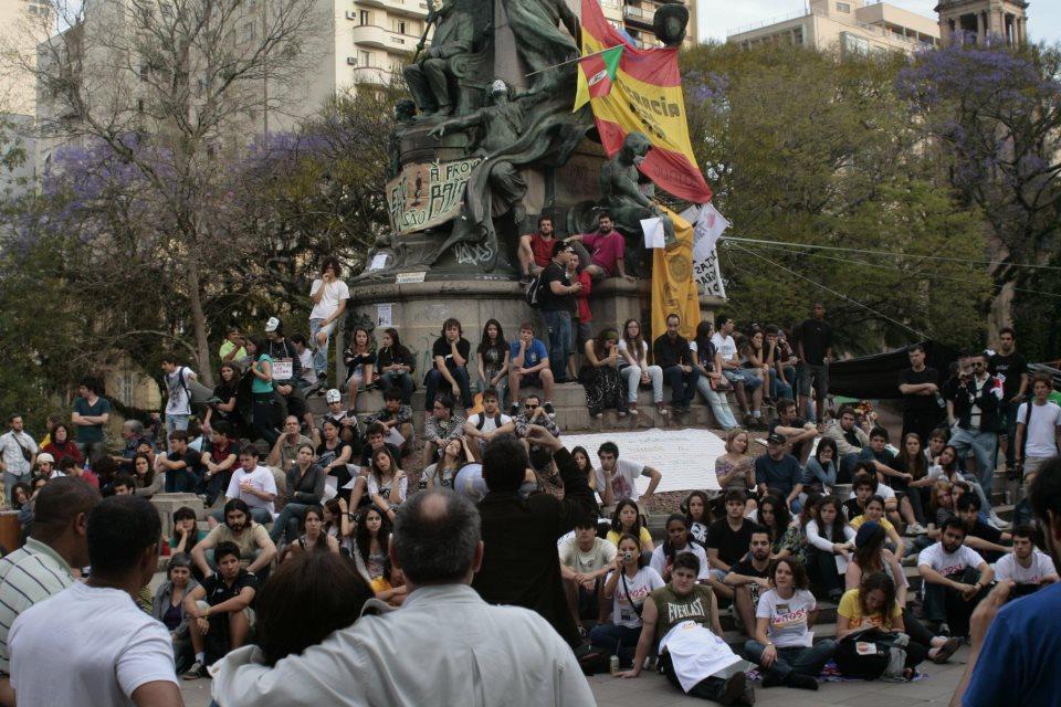 Roberto Robaina no 15.O em Porto Alegre / RS