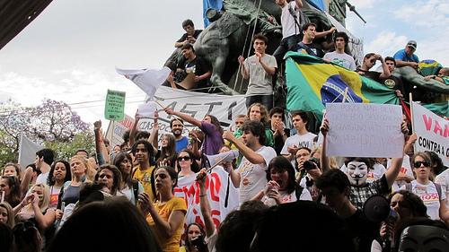 Direto da Acampada de Porto Alegre!