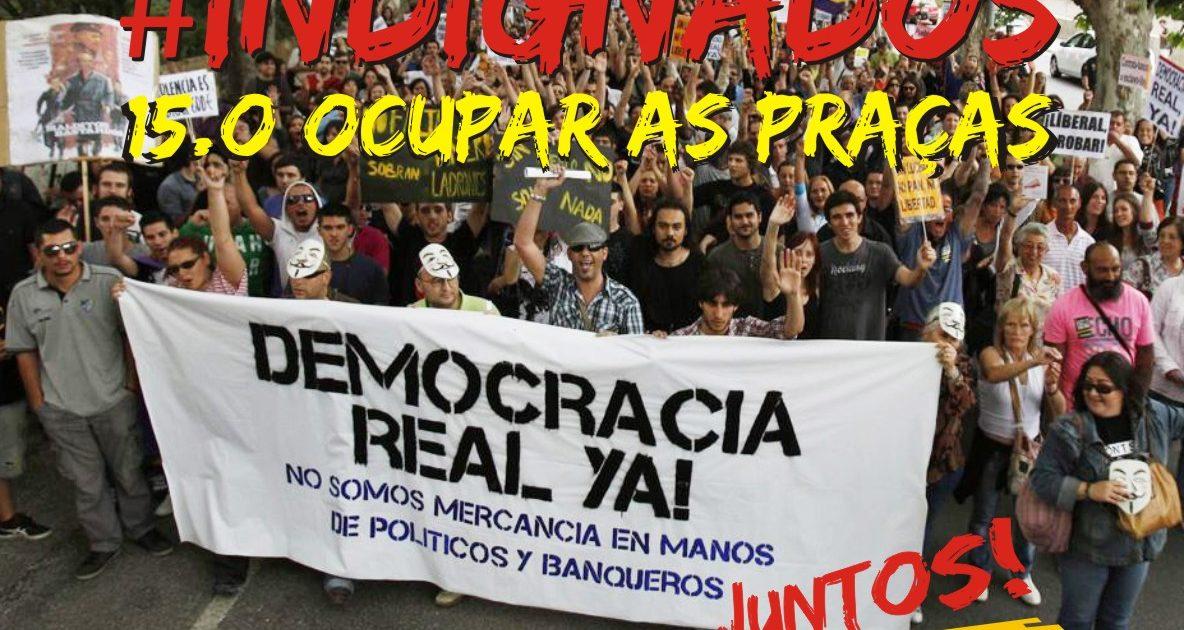 15 de outubro (15.O) – Porto Alegre: Ocupar a Praça da Matriz
