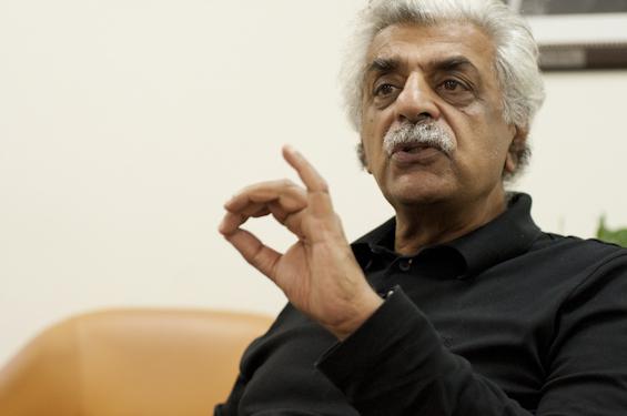 """""""Espero que haja uma grande ruptura no PT"""", defende Tariq Ali"""