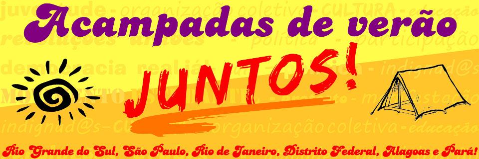 Acampada de Férias do Pará!