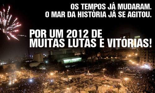 Retrospectiva de 2011 e apontamentos para o ano novo