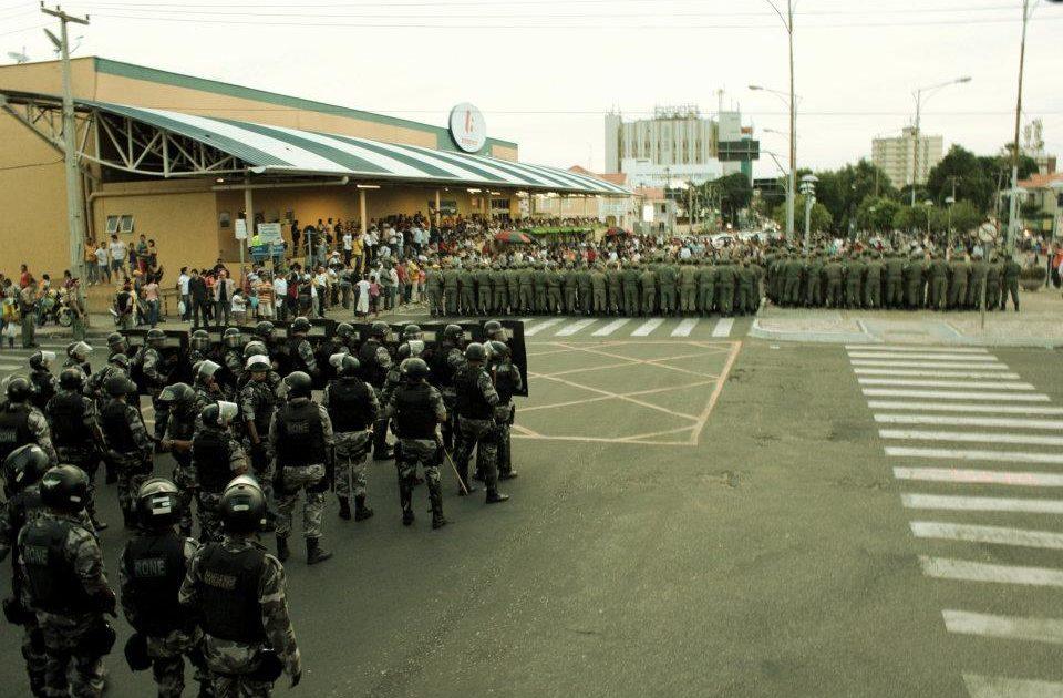 A luta do povo em Teresina: todos contra o aumento!