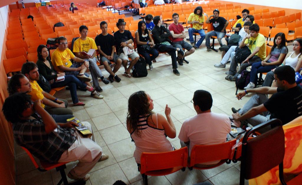 Acampada do Juntos! SP: Debater, socializar e preparar as lutas de 2012!