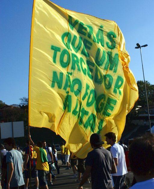 Twittaço #FifaBaixaBola : Estamos Juntos!