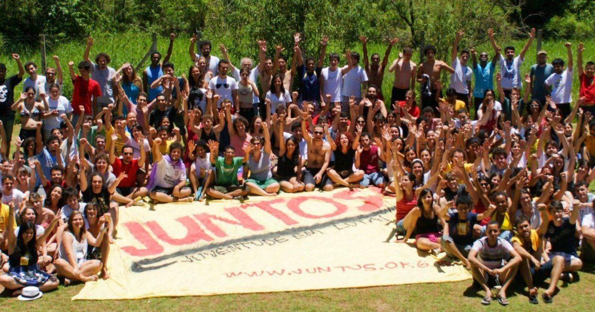 Acampada de Verão do Juntos SP: política e cultura andam juntas por outro futuro