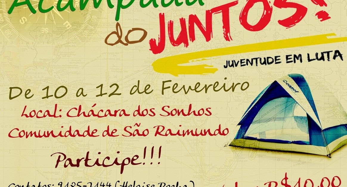 Acampada do Juntos! de Santarém!