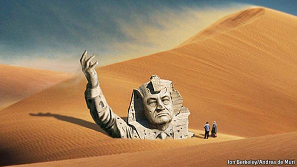 As múmias que se conformem!