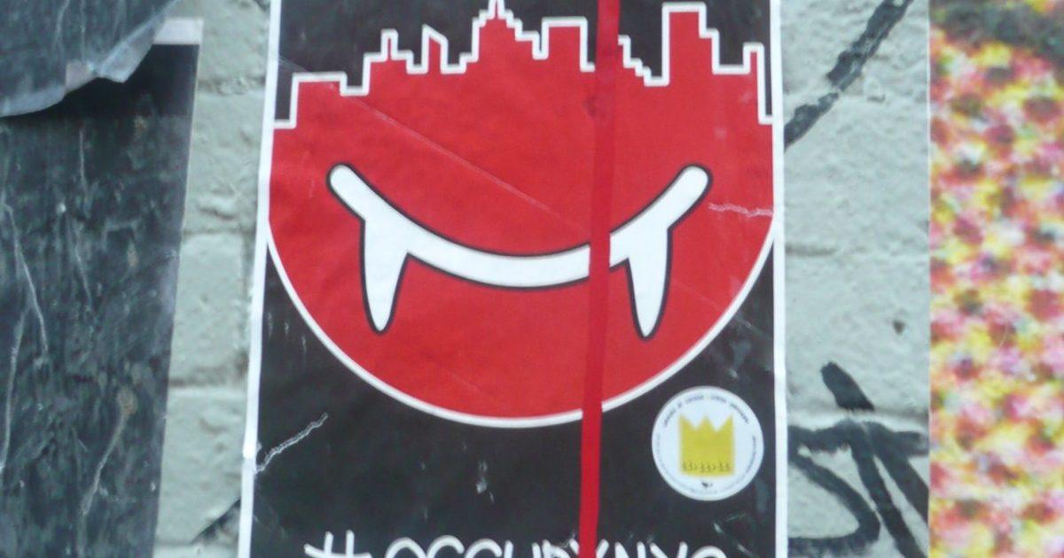 Sobre o Occupy Wall Street, direto de NY!