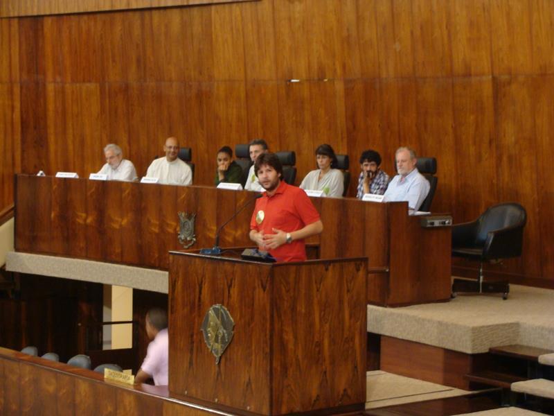Juntos! debate Código Florestal e Belo Monte no FST de Porto Alegre
