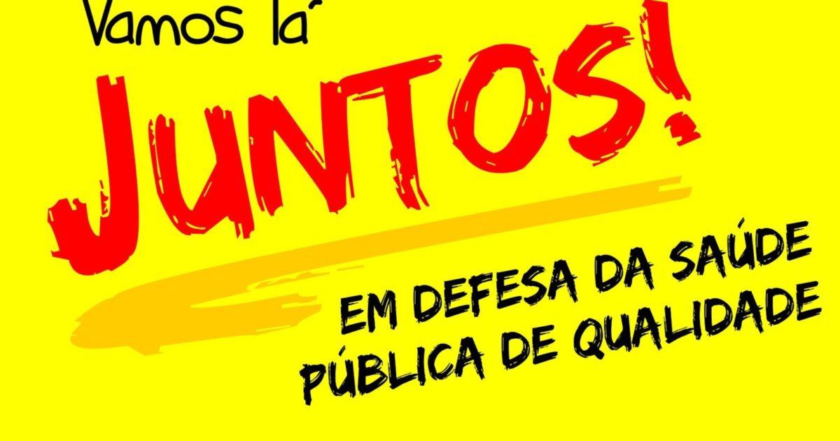 Juntos! cria setorial de Saúde em Belém