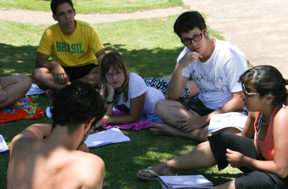 Faltam três dias para a Acampada do Juntos! no Ceará