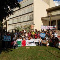E na UFU a primeira vitória na luta contra a implementação da EBSERH