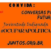 Juntos Mineiro convida: Conversas por outro futuro!