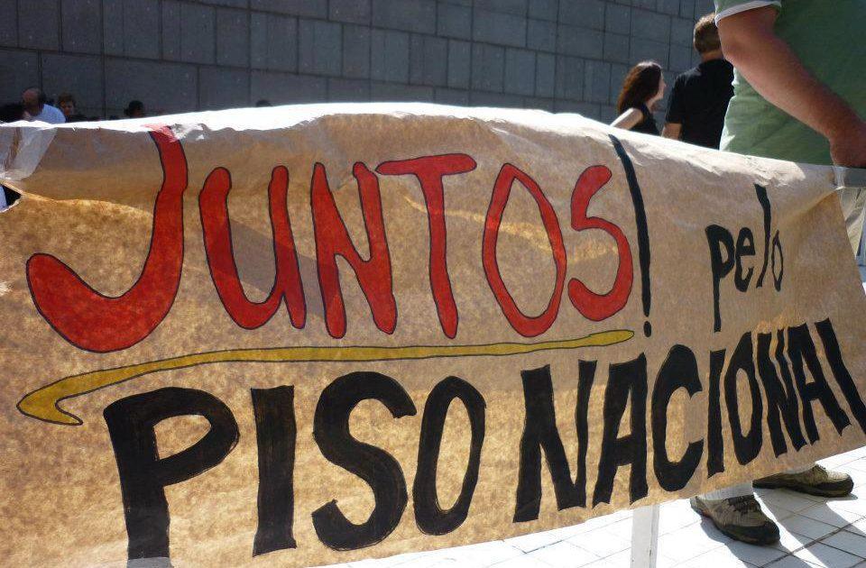 Tarso Genro, a reforma do Ensino Médio, o piso nacional e o concurso público