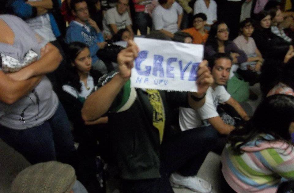 Da greve docente à estudantil: Juntos pela educação!