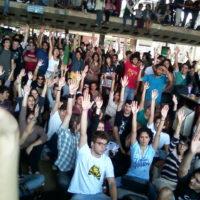Deflagrada Greve Estudantil na Universidade de Brasília-UnB