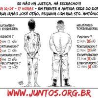 """""""Se não há justiça, há escracho"""""""