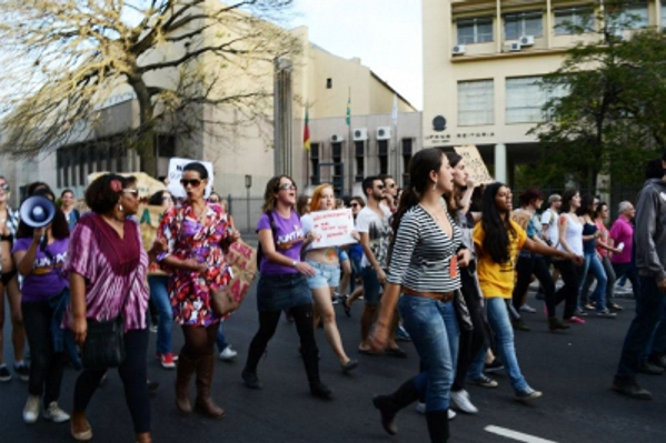Marcha da Vadias – as mulheres se organizam