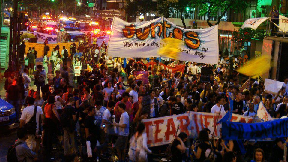 Ocupar a política, construir a Primavera Brasileira!