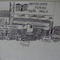 Contra a Prisão dos Estudantes da Unifesp: lutar não é crime