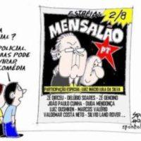 Julgamento do mensalão e da prática dos partidos tradicionais brasileiros