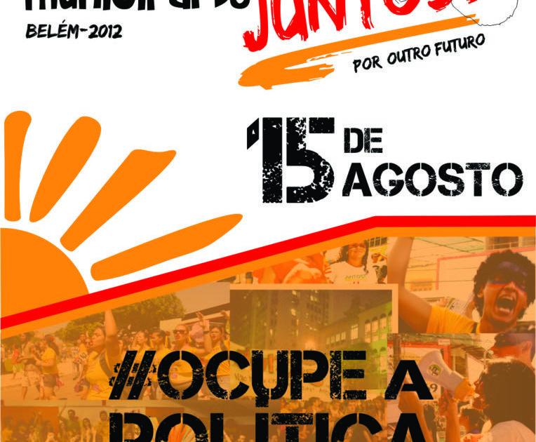 I Encontro do Juntos Belém: ocupar a politica e transformar a realidade