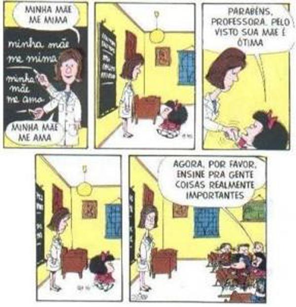 A revolução educacional