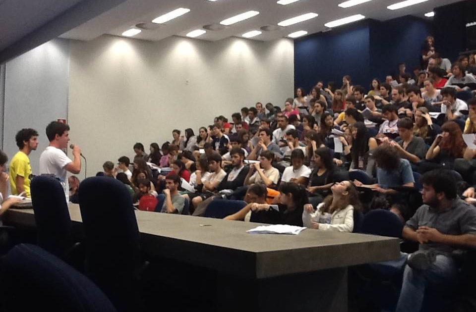 XI congresso fortalece o movimento estudantil na USP!