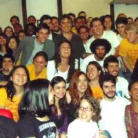 Mais de 100 jovens participam da plenária do Juntos! na reta final das eleições em São Paulo