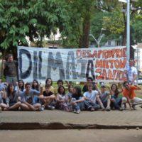 Juntos pelo assentamento Milton Santos!